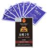 Jin Gang No. (KINGKONG1 ЗАДЕРЖКА) 1 Мужчины Актуальные Wipes 8 установленные секс-игрушки для взрослых лучшие ctrc игрушки на день рождения мужчины наборы подарочные 0