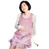Octmami противорадиационная одежда для беременных женщин L розовый pma противорадиационная одежда для беременных женщин l