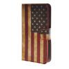 MOONCASE U.S American Flag Leather Wallet Flip Card Slot Stand Pouch чехол для HTC Desire 620 A09 htc desire 650