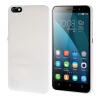 MOONCASE Huawei 4X Жесткий чехол Прорезиненные Резина Вернуться чехол для Huawei Honor 4X Белый mooncase чехол