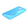 MOONCASE S - линия Мягкие гибкие силиконовый гель ТПУ Оболочка задняя крышка чехол для HTC Desire 620G синий htc desire 650