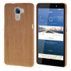 MOONCASE Wooden style Hard Rubber Shell Back чехол для Cover Huawei Honor 7 Beige mooncase wooden style hard rubber shell back чехол для cover huawei ascend p8 lite beige