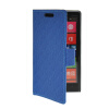MOONCASE Slim Leather Side Flip Wallet Card Slot Pouch Stand Shell Back ЧЕХОЛ ДЛЯ Nokia Lumia 930 Blue защитная пленка для мобильных телефонов 10pcs lot nokia lumia 930 for lumia 930