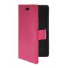 MOONCASE тонкий кожаный бумажник флип сторона держателя карты Чехол с Kickstand чехол для HTC Desire 210 ярко-розовый чехол для htc desire 728 htc hc c1210 прозрачный