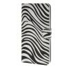 MOONCASE Зебра стиль Кожа боковой паз флип Бумажник карты Стенд Чехол чехол для Microsoft Lumia 640 XL / A05