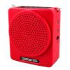 Победитель (TAKSTAR) Учитель громкоговорителя E180M, посвященный высокомощному обучению, посвященный громкоговорителю, литиевый аккумулятор на 20 часов может быть вставлен в диск U портативный аудио летний красный посвященный