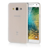 Фото MOONCASE Transparent Soft Flexible Silicone Gel TPU Skin Shell Back ЧЕХОЛДЛЯ Samsung Galaxy E7 Clear