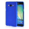 MOONCASE Transparent Soft Flexible Silicone Gel TPU Skin Shell Back ЧЕХОЛ ДЛЯ Samsung Galaxy A5 Blue mooncase s line soft flexible silicone gel tpu skin shell back чехол для htc one m9 blue