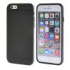 MOONCASE iPhone 6 (4,7 ) чехол Гибкая Мягкий гель ТПУ силиконовая кожа Тонкий прочный чехол для Apple IPhone 6 (4,7) Серый чехол kenu highline для iphone 6