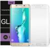 Ainy 0.2mm прозрачное 3D full cover защитное стекло screen protector для Samsung Galaxy S6 Edge 0.2mm аксессуар защитное стекло samsung galaxy a3 2017 solomon full cover black
