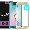 Ainy для Samsung S6 Edge Corning 0.2mm Full Cover Защитное Стекло Screen Protector +4 цвета аксессуар защитное стекло samsung galaxy a3 2017 solomon full cover black