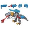 Hasbro (Hasbro) Трансформаторы игрушки Разнообразие героев 6 дюймов версия высокой энергии куклы стали замок (серебряный синий красный) A8409 hasbro hasbro классические трансформаторы класса voyager оптимус прайм игрушки красный и синий b1172