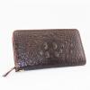 p.koune ® 2016 моды сцепление сумку мужчин натуральной кожи крокодила сумку сумочку, долго сцепление кошельки кошельки многоцелевых