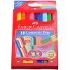 Фабер (Faber-Castell) 11-150-10 акварель цвет пера резаным