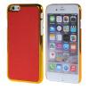MOONCASE Litchi Skin золото Chrome Hard Back чехол для Cover Apple iPhone 6 Plus (5.5) красный mooncase litchi skin золото chrome hard back чехол для cover apple iphone 5 5g 5s браун