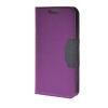 MOONCASE Fashion Leather Side Flip Wallet Card Holder Stand Pouch ЧЕХОЛДЛЯ Samsung Galaxy S6 Edge Purple