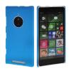 MOONCASE Hard Rubberized Rubber Coating Devise Back ЧЕХОЛДЛЯ Nokia Lumia 830 Light blue