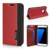 MOONCASE Galaxy S7 / Galaxy S7 Edge Книга Стиль, Премиум PU кожаный чехол для Samsung Galaxy S7 / Galaxy S7 Edge TPU сторона [амортизирующим] слот для карты флип кронштейн Обложка
