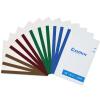 Согласованные (COMIX) 12 смесительного устройство 30 настоящих мягких рукописей А5 / беспроводный сшиватель / Блокнот Office Supplies C4801 бюстгальтеры vis a vis бюстгальтер