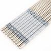 Тан и палочки для еды палочки для еды из нержавеющей металлические палочки для печатающего устройства A844 5-бис палочки для еды didalife