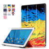 Фото Printed Folio stand PU leather Case for Huawei M2 10.0 Ultra thin Smart Cover for M2-A01L / M2-A01M / M2-A01W 10.1 tablet pc luxury ultra slim folio stand flip leather case smart sleeve cover for lg g pad 4 iv 8 0 p530 fhd lte 2017 lg p530 8 tablet pc