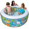 INTEX Надувной бассейн Детский бассейн Shatin Pool Надувная ванна Детский бассейн Надувная ванна детский бассейн intex подводный мир 59469