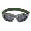 Новый тактический Открытый стальной сеткой глаз Защитные очки очки очки аксессуар очки защитные truper t 10813