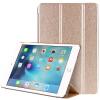 KOOLIFE Apple iPad AIR2 Защитный чехол с шелковой подушкой Кожаный чехол для пробуждения / кожаный чехол для случая / чехол для переноски iPad air2 Flat Case 9.7 Gold чехол