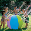 MyMei  Kids Outdoor Swimming Beach Ball Inflatable Ball Water Fountain commercial sea inflatable blue water slide with pool and arch for kids