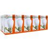 Foshan Lighting (FSL) Светодиодная лампа Большой винт E27 Энергосберегающая лампа 2.8 Вт Теплый белый 2700K Pearl 10 Pack