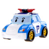Детский видоизменённый полицейский автомобиль мультфильм