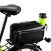 ROSWHEEL велосипедный вьюк, вьюк горного велосипеда, вьюк для езды на велосипеде deroace велосипедный цепной стальной замок для электрокара электро мотороллера мотора