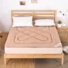 Ю Гуан домашний текстиль один толстый матрас кровати матрасы фланель кровать матрасы татами матрасы верблюд 90 * 200 см