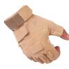 Jie Sheng черные ястребы тактические перчатки на открытом воздухе специальные действия антирежущие противоскользящие перчатки восхождение верховая езда фитнес перчатки с перчатками песок цвет ZSST-03 L код казанцев к черные ястребы
