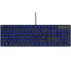 SteelSeries Apex M500 Blue Edition Game Machine Keyboard Black Red Shaft steelseries apex m400 blue edition game machine keyboard black