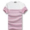 Плюс Размер 5xl Мужская футболка мода с коротким рукавом новые футболки 2016 лето хлопок мужчины футболка Homme свободного топы ТиС горячая Распродажа