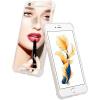 ESCASE телефон оболочки мобильный телефон Apple, iPhone 6s металлическое зеркало мобильный телефон оболочки мобильный телефон устанавливает телефон оболочки мягкой оболочки падение сопротивления 6S / заполняется при 6 4.7 Yingcun Хан Тин Baiyu