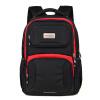 艾奔(ASPENSPORT)电脑双肩包 男女旅行背包 5 6英寸AS-B28 黑红色 出国游城市系列:首尔旅游地图(中英文对照 折叠便携 赠旅行手账)