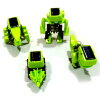 MyMei 4 In 1 Rechargeable Solar Power Robot Educational Model Building Kits Toy SA wavelets in geophysics 4