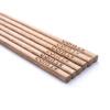 деревянные [Подарки] Liren (Ливень) декоративные деревянные крылья деревянные палочки для еды палочки для еды