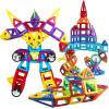 MING TA 88 комплектов магнитных листов Развивающие игрушки Детские кубики рамка yi ming