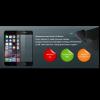 Ainy 2.5D full cover защитное стекло screen protector для iPhone 6S/6S Plus черное 0.33mm