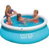INTEX Модернизированный бассейн бабочки, надувной круглый большой семейный бассейн