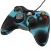 Army Камуфляж Силиконовый Чехол для беспроводного геймпада Xbox 360