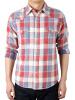 biifree мужской одежды кнопку рубашки casual 100% хлопок длинные рукава клетчатой рубашке мужские досуг хлопок длинные рукава рубашки