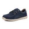 Дезире (спокойный) высокого качества кожи обувь мужская повседневная обувь мужская мода обувь дышащая мужская темно-синий 9106 39 мужская обувь