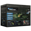 Ice Leopard (ROCCAT) блок питания камуфляж военного нападения проводная игровая мышь + коврик для мыши игровой мыши