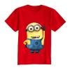 2016 мультфильм рисунок детей приспешников одежда костюм детская одежда футболки рубашки для детей Boxxy рубашки футболки для детей