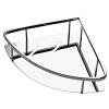 OULIN OLZWY1101 одноэтажная корзина 304 нержавеющая сталь треугольная корзина