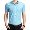 новоприбывшие мужчины рубашки casual рубашки с короткими рукавами хлопка мужчин платье мужчин слим рубашки в 2016 году летние мужчины рубашки высокого качества 4xl рубашки vitacci рубашки